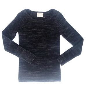 3/15 Ambiance Grey Long Sleeve Pullover Sweater